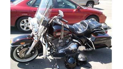 Last known picture of my 1988 Harley-Davidson before I sold it in 2011.