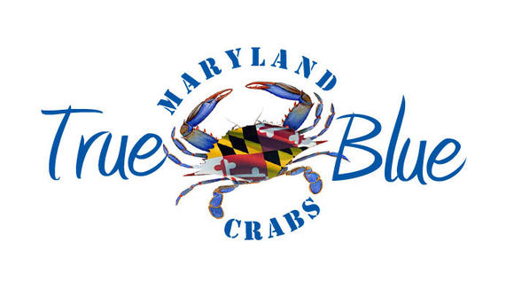 The logo for the True Blue campaign