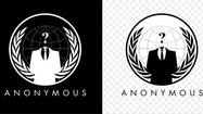 Anonymous downs Boeing website