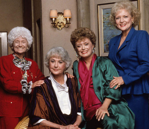 Widow Blanche posts a room-for-rent ad at a local grocery store to which fellow widow Rose and divorcee Dorothy respond. Dorothy's mom, Sophia, joins the threesome in their Miami digs after her retirement home burns down, and gray-haired hilarity ensues.