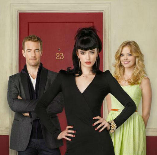 "On ABC's new comedy, ""Don't Trust The B---- In Apartment 23,"" June Colbern moves to New York for her dream job, which comes with a huge apartment, but when the company is shut down, she's forced to move in with con artist Chloe, whose good friend just happens to be (a fictionalized version of) James Van Der Beek. The series premieres April 11 at 9:30 p.m. on ABC.<br><br>   Take a look at some of the other memorable roommates from television.<br><br> <i>-- Jen Harper, Zap2it</i>"