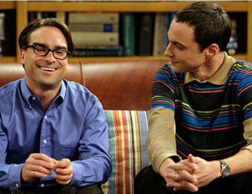 From 'Don't Trust The B---- In Apartment 23' to 'Three's Company': TV's Memorable Roommates: Whos on the lease: Leonard Hofstadter and Sheldon Cooper   The terms: Sheldon, ever the thorn in Leonards side, had Leonard sign a roommate agreement, an extensive, legally-binding document that includes clauses describing protocols for everything from overnight guests and bathroom usage to what to do in case one of them is replaced by an alien pod.