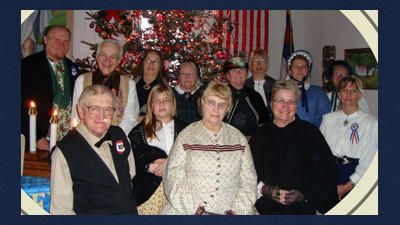 Mt. Union Sacred Harp Singers from the Rockwood area.