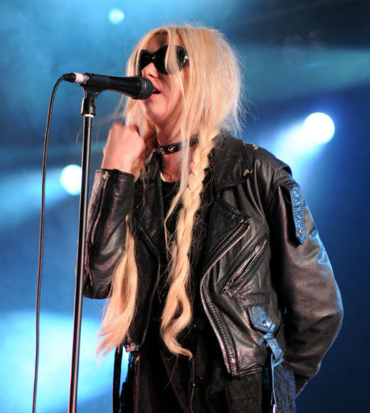 "Left a steady gig on ""Gossip Girl"" to pursue music full time with her band The Pretty Reckless."