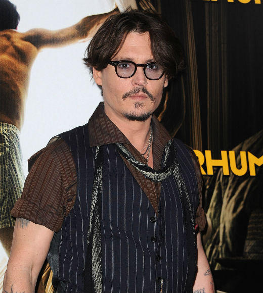 "Depp has performed with Oasis and will play guitar on a track on Marilyn Manson's album ""Born Villain."""