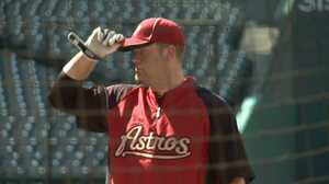 Snyder relishes opportunity to play for hometown Astros