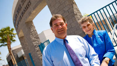 Mary Ann and Doug Kline: Two Generations of Educators