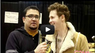 Geek To Me at C2E2 2011 [VIDEO]