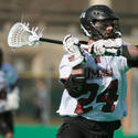 Massachusetts attackman Anthony Biscardi