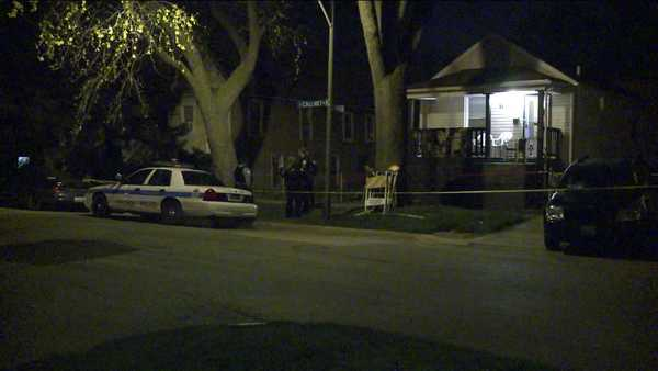 Mother and child shot while sleeping in West Pullman