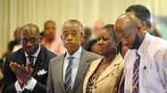 Baltimore's Rev. Jamal Bryant fights for Trayvon Martin