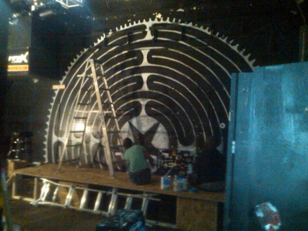 The Ottobar dressed up as the fictional club the Labyrinth