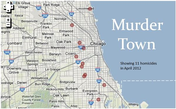 Tracking Murders in Chicago tribunedigitalchicagotribune