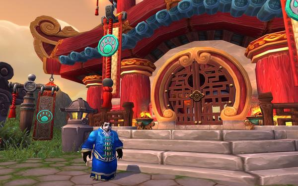 """World of Warcraft: The Mists of Pandaria"" is in beta-testing now and will be released sometime later this year."