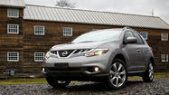 There are two versions of the Nissan Murano:  The crossover utility vehicle and a convertible, the Murano CrossCabriolet. One is rational, the other whimsical. Rationality rules for this review.