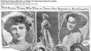 1912 Tribune photos from Titanic disaster