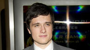 Josh Hutcherson swaps 'Hunger' for high school