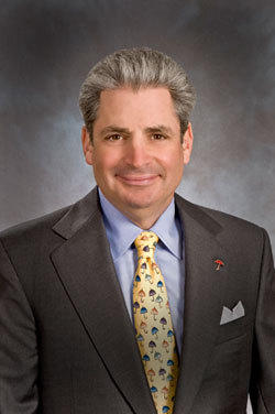 Travelers CEO Jay Fishman