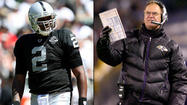 JaMarcus Russell, Brian Billick and the Ravens