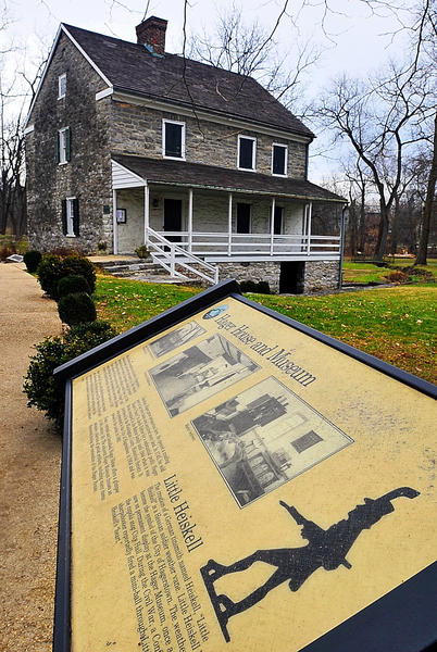 Both the Hager House (pictured) and the Railroad Museum will open for the season on Saturday, city Recreation Coordinator Andy Hoffman said.