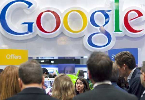 Google reported strong earnings in the first quarter and a 24% rise in revenue.