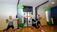 For women, boxing workouts pull no punches