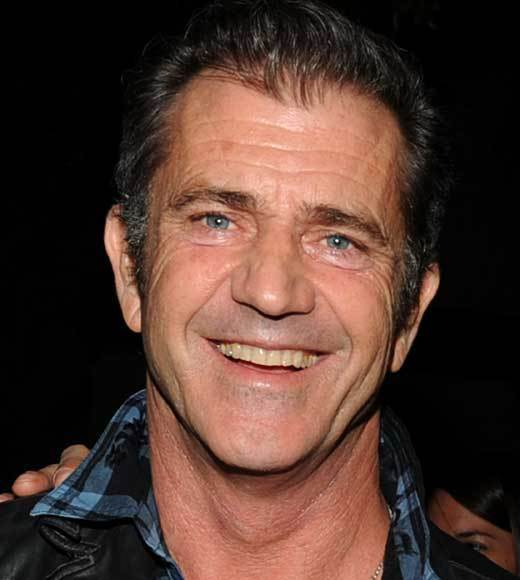 Celebrities With Stalkers: Alec Baldwin, Miley Cyrus, Jennifer Aniston and more: Mel Gibson