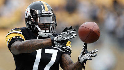 Steelers receiver Mike Wallace doesn't intend on signing tender