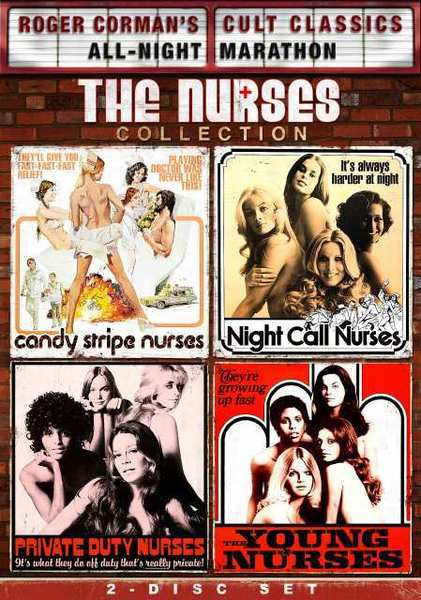 'Roger Corman's Cult Classics: The Nurses Collection.'