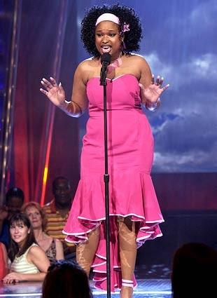"<B>Jennifer Hudson, Season 3</B><br> <br> The tragedy of Jennifer Hudson''s early expulsion from Season 3 --— she left before teen Hawaiian sensation Jasmine Trias AND the young-but-old-seeming crooner John Stevens --— provides some convincing evidence that """"American Idol"""" viewers may be less than adept at picking a superstar. Taylor Hicks'' win pushed this theory forward, and when Hudson won an Oscar for her first film it was case closed."