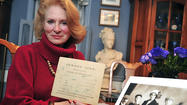 W.Va. woman recounts story of aunt's surviving Titanic's sinking