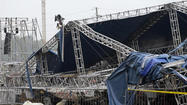 Probe of state fair tragedy finds stage didn't meet code