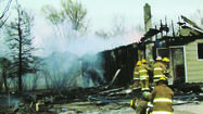 Westport couple loses home to fire