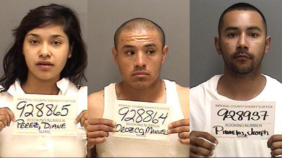 Shooting case in Calexico results in arrests