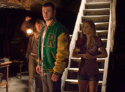Movie Review: Cabin in the Woods