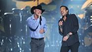 "<span style=""font-size: small;"">Kenny Chesney will pay tribute to Lionel Richie as he is set to perform ""My Love"" with Lionel on The ACM Presents: Lionel Richie and Friends concert. The song is featured on Lionel's new album Tuskegee, and Kenny was so excited to be a part of the project, that he apparently drunk-dialed Lionel. ""We'd been over-served in red wine, I think, and I decided that I was gonna call Lionel and tell him I was gonna do the record. And then I did a really, not-very-flattering rendition of 'My Love' on his voicemail. And so that's how it happened."" The ACM Presents: Lionel Richie and Friends will also feature Lady Antebellum,The Band Perry, Martina McBride, Sara Evans, Sugarland's Jennifer Nettles, Rascal Flatts and many more. It airs tonight at 9PM Eastern on CBS.</span>"