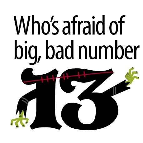 While Friday the 13th is considered unlucky for many, others have positive feelings about the day.