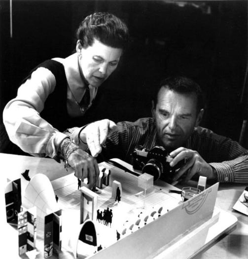 'Eames: The Architect and the Painter'