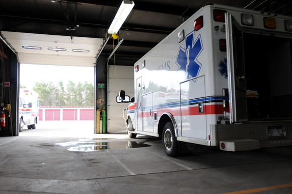 A proposed ambulance authority between Emmet County and Mackinaw City could be on hold while a new committee of Emmet County commissioners explores the possible options.