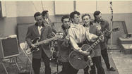 <strong>Gene Vincent</strong>, the influential early rocker born in Norfolk, was inducted into the Rock and Roll Hall of Fame in 1998. His band, <strong>The Blue Caps</strong>, were unfortunately overlooked by the Rock Hall -- until now.