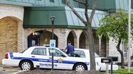 Forest Hill bank robbery