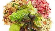 Culinary SOS: Tender Greens' happy vegan salad
