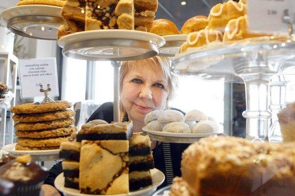 Joan McNamara is the force behind the popular Joan's on Third.