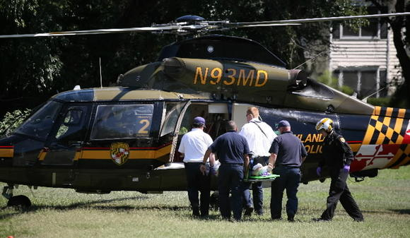 Helicopters better at saving lives than ambulances, study finds
