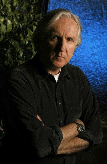 James Cameron, the science-enthralled director and underwater explorer, is seen in 2010.