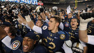 Navy defensive coordinator brings intensity back to spring practice