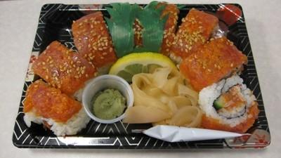 Many of those who have recently become sick with an usual strain of Salmonella have reported eating spicy tuna rolls in the week prior to their illness.
