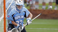 "Before the opening faceoff of the 108th installment of the Johns Hopkins-Maryland rivalry, 10 players from each side will stand near midfield facing each other, and the goalkeepers for both teams — Blue Jays junior Pierce Bassett and <a href=""http://www.baltimoresun.com/sports/terps/"">Terps</a> redshirt sophomore Niko Amato — will meet in the middle to shake hands."