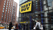 Best Buy announced today that six Chicago-area stores will be among the 50 nationwide that the retailer plans to close.