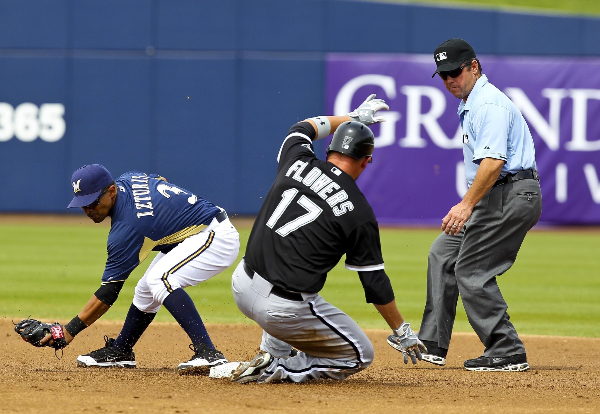 Tyler Flowers Gets White Sox Start Vs Tigers Chicago Tribune